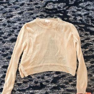 Umgee Jr. crossed back sweater